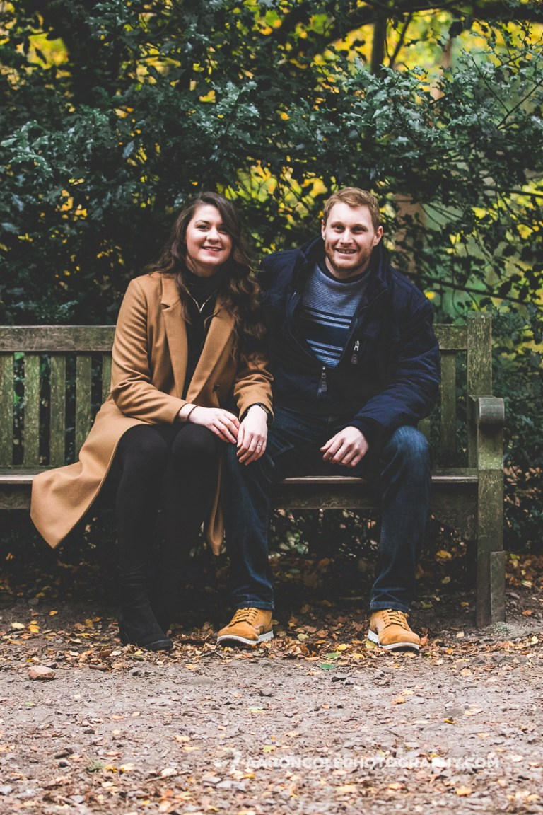 Lickey Hills Birmingham Engagement Photographer Birmingham