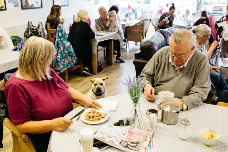 Age Concern Boldmere Charity Commercial