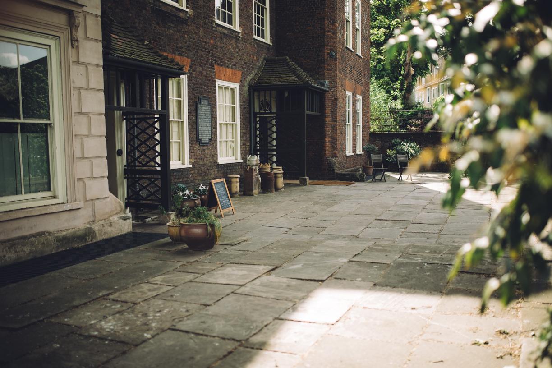 Sutton House Wedding Photographer