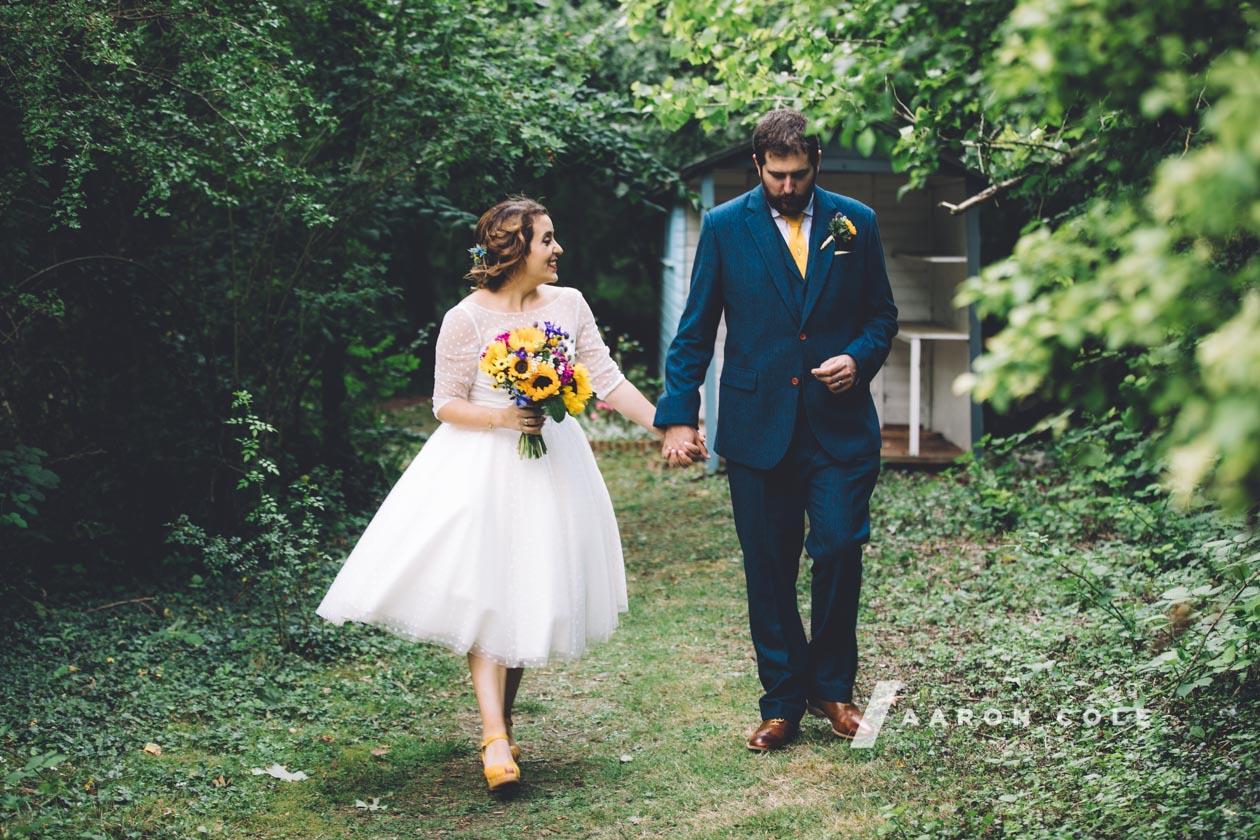 Bride and Groom Letchworth