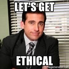 Ethical intelligence analysis? Steve Carrell agrees.