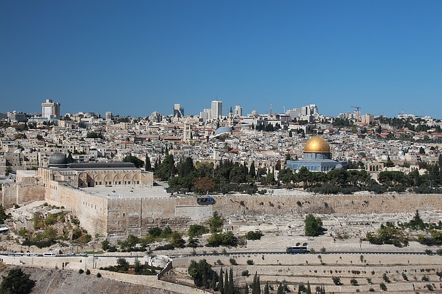 Eleventh Hour Covenant - Eleventh Hour Covenant Thriller Series - Jerusalem - Aaron David Yeoman