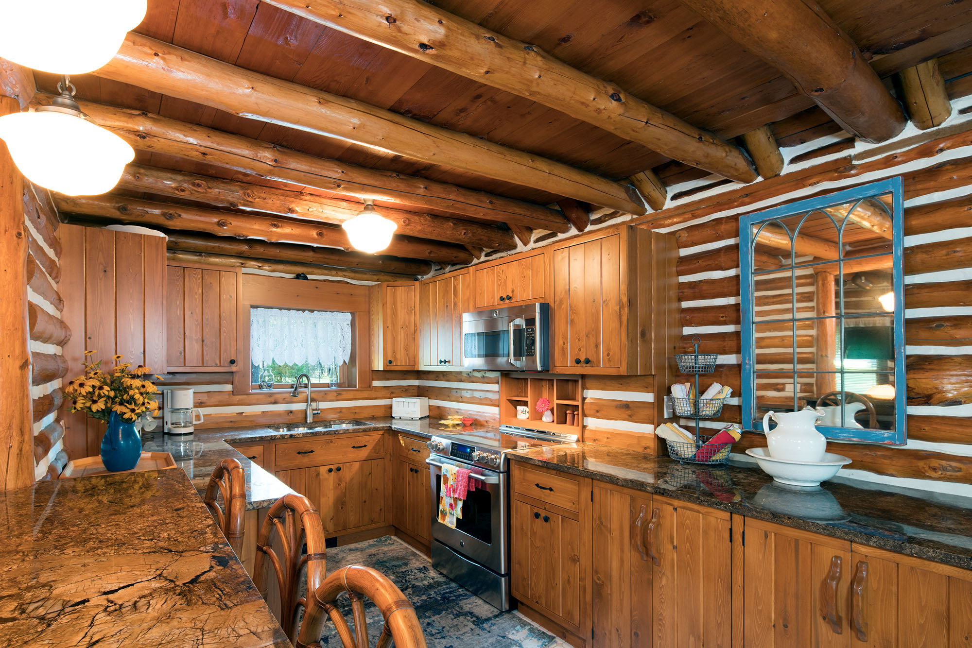 Log Home Builder  Design Build  Draper Construction