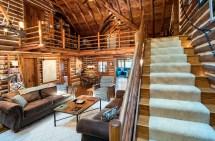 Log Home Builder - Design Build Draper Construction