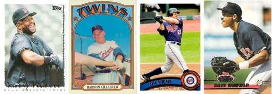 twins best old hitters