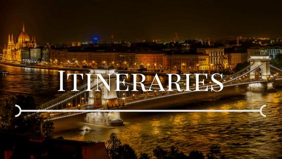 travel gudies, travel itineraries