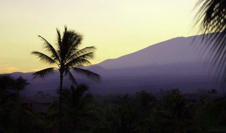 Big Island Sunrise Over Mauna Kea, Hawai'i