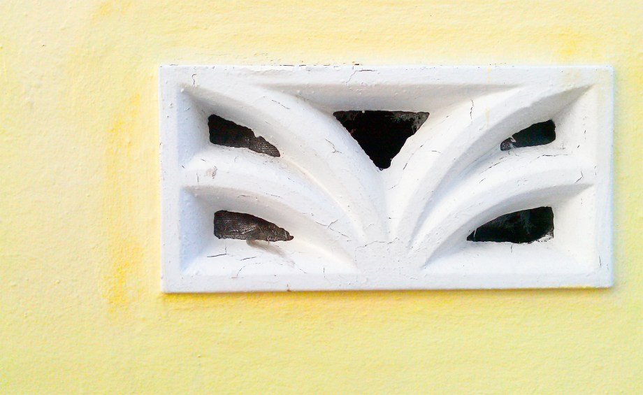 Vent on Yellow
