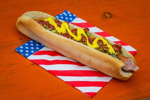 Etymology Bites....mmmm, hot dog!