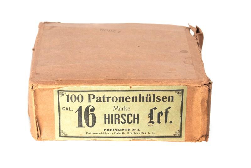 Box of 100 16g Pinfire Shotshells