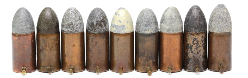 Allen & Wheelock Pinfire Cartridges