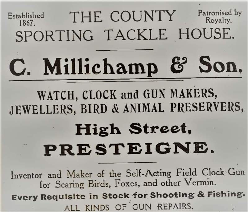 C. Millichamp & Son.