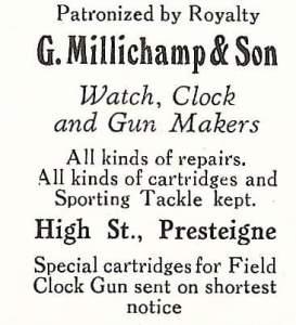 G. Millichamp & Sons