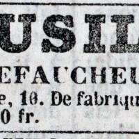 Lefaucheux - September 5, 1836 - Journal Des Débats