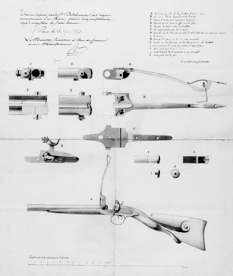 Charles Benoist Victor Delebourse Patent