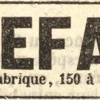 Lefaucheux - August 28, 1836 - Journal Des Débats