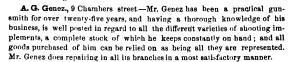 A. G. Genez Practical gunsmith