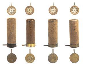 A. G. Genez Pinfire Cartridges