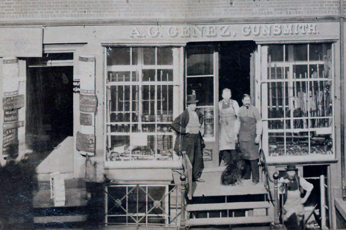 August G. Genez – A Practical Gunmaker