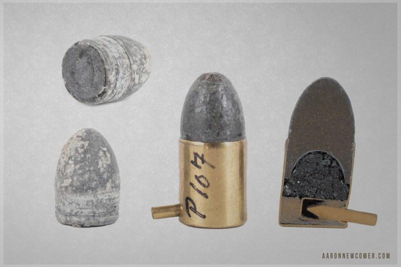 12mm Eley Pinfire Cartridges