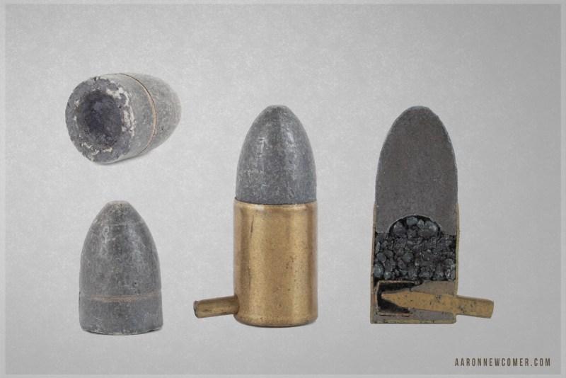 9mm Eley Pinfire Cartridges