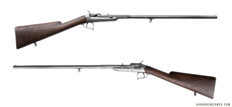 Lefaucheux Model 1859 Carbine