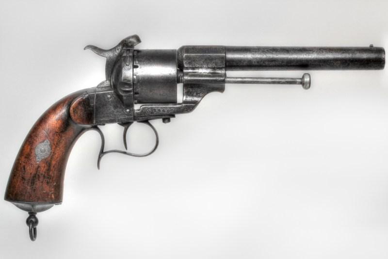 Lefaucheux m1854
