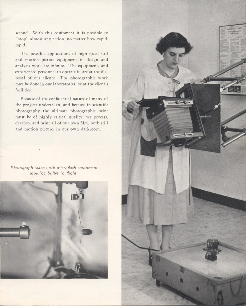 White & Munhall Laboratory Sales Brochure Page 7