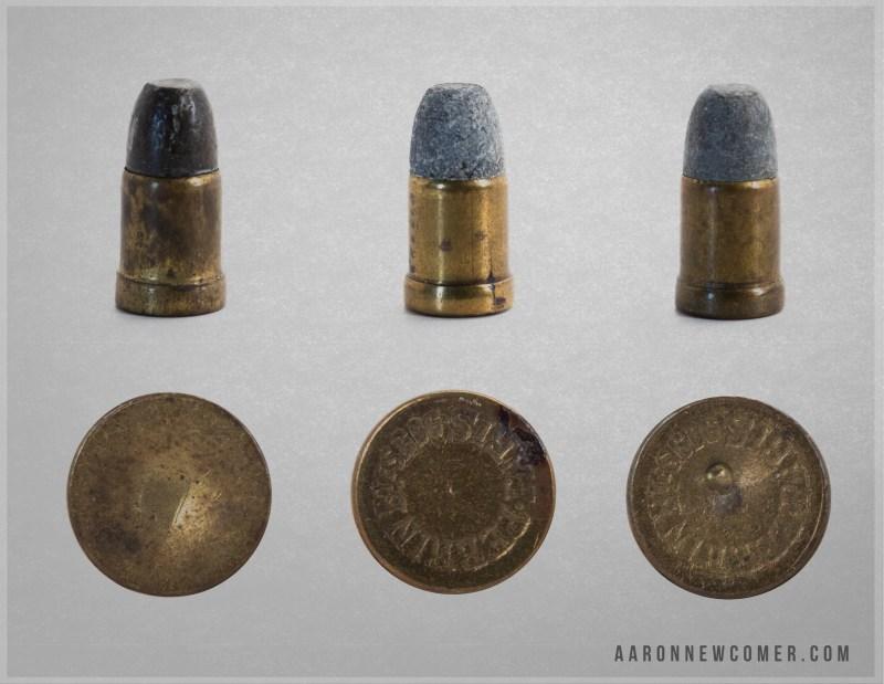 9mm Perrin Cartridges