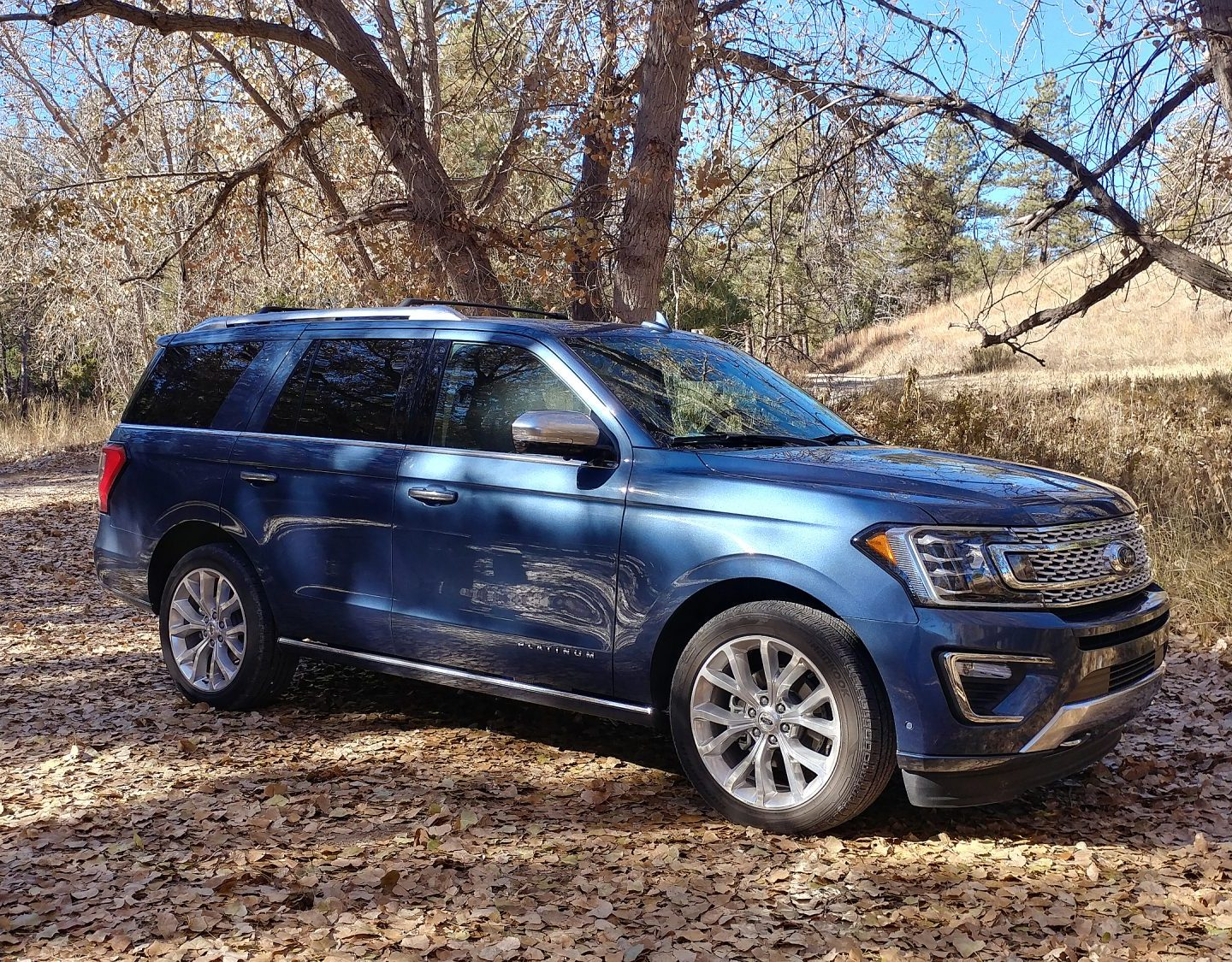 2018 Ford Expedition Melds the Usefulness of An SUV With the Friendliness of a Crossover