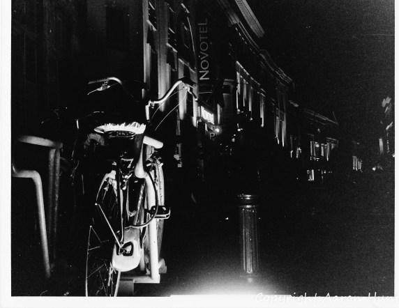 Bike at Night