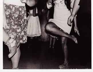 Dancin' to Cotton-Eyed Joe...