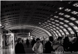 "Charles De Gaulle terminal ""K"""