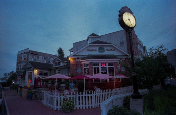 Pub in Manteo, NC