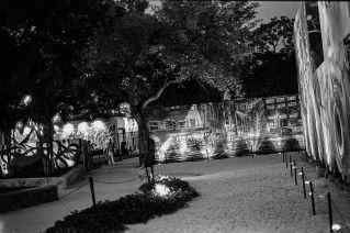 Lights on Wynwood Walls