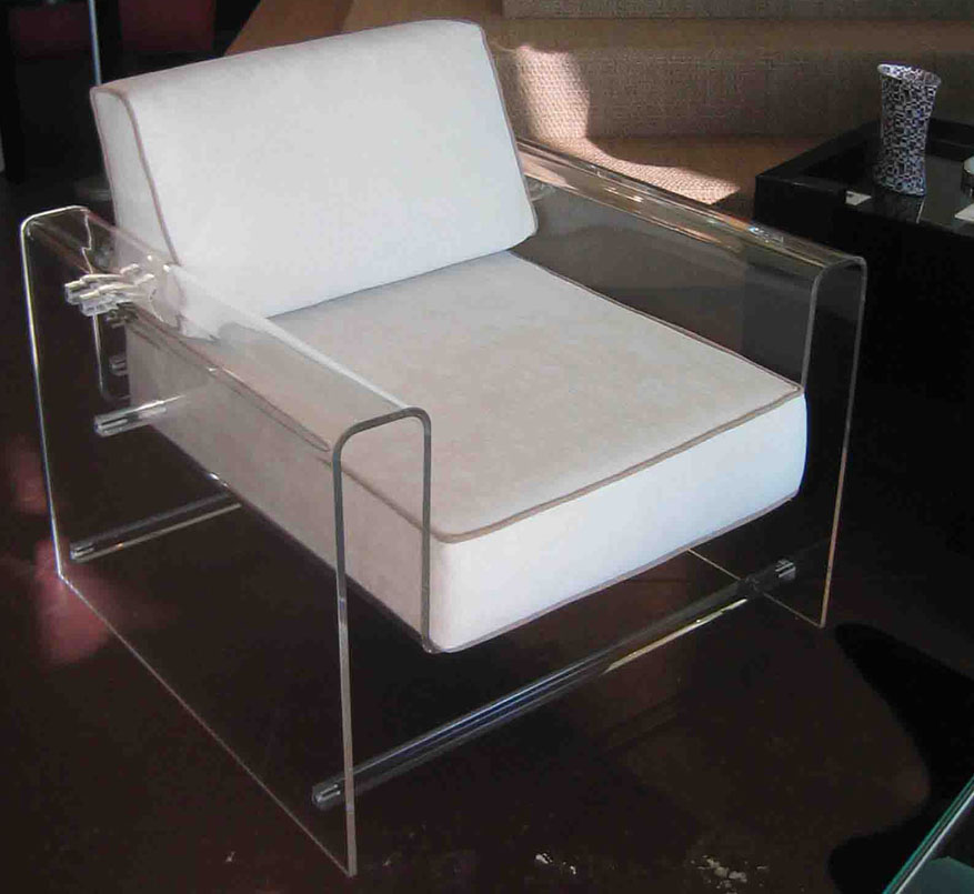 lucite acrylic chairs where can i buy dining room table and new upholstered lounge chair added to aaron r thomas online boutique the monroe