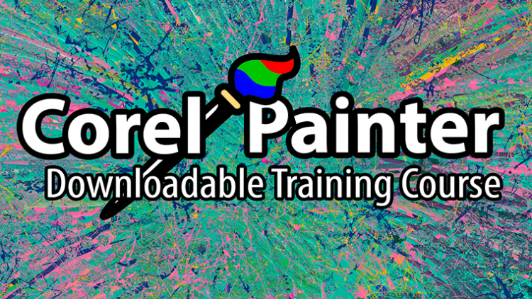 corel painter 2016-2018 training course