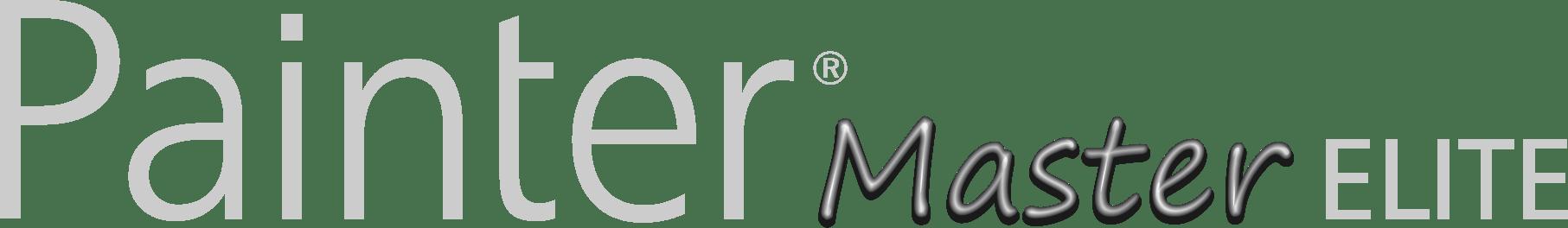 corel painter master elite logo light