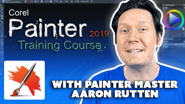 corel painter 2019 training course