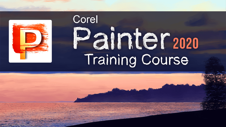 corel painter 2020 training course