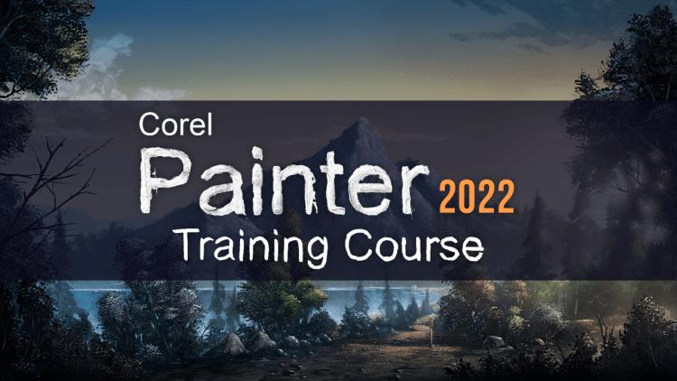 Corel Painter 2022 Training Course