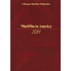 Stephen D Aarons in 2014 Who's Who in America