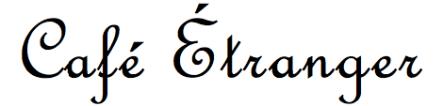 Original logo concept.