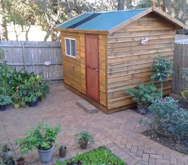 sheds aarons outdoor living