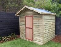 26 Brilliant Timber Storage Sheds - pixelmari.com