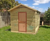 Quality Sheds | Aarons Outdoor Living