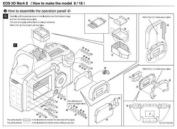 Imprime y fabrica tu propia Canon • · aaronSramos