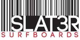 Slater Surfboard Logo #1