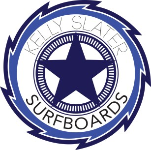 Kelly Slater Surfboard Logo #2