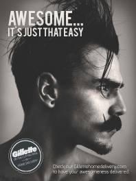 Gillette Ad 2